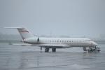 Tomochanさんが、函館空港で撮影したTAG エイビエーション・アジア BD-700-1A10 Global 6000の航空フォト(写真)