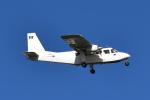 Timothyさんが、オークランド空港で撮影した不明 BN-2 Islanderの航空フォト(写真)