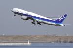 senyoさんが、羽田空港で撮影した全日空 777-281の航空フォト(写真)