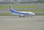fukucyanさんが、伊丹空港で撮影したANAウイングス 737-5L9の航空フォト(写真)