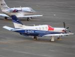 reonさんが、名古屋飛行場で撮影したClassic Wings Inc TBM-900 (700N)の航空フォト(写真)