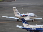 reonさんが、名古屋飛行場で撮影したFour Twenty Charlie Hotel LLC 525A Citation CJ2の航空フォト(写真)