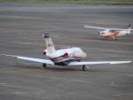 reonさんが、名古屋飛行場で撮影したTextron Aviation Inc 525 CitationJetの航空フォト(写真)