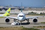 水月さんが、関西国際空港で撮影したキャセイパシフィック航空 A350-941XWBの航空フォト(写真)