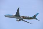 水月さんが、関西国際空港で撮影した大韓航空 777-3B5/ERの航空フォト(写真)