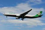 saoya_saodakeさんが、成田国際空港で撮影したエバー航空 A330-302の航空フォト(写真)