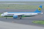 Wings Flapさんが、中部国際空港で撮影したウズベキスタン航空 A320-214の航空フォト(写真)