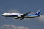 MOHICANさんが、福岡空港で撮影した全日空 A321-211の航空フォト(写真)
