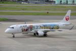 水月さんが、伊丹空港で撮影したジェイ・エア ERJ-190-100(ERJ-190STD)の航空フォト(写真)