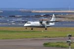 TAKAHIDEさんが、新潟空港で撮影した国土交通省 航空局 DHC-8-315Q Dash 8の航空フォト(写真)