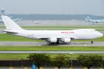 pinamaさんが、仁川国際空港で撮影したカリッタ エア 747-481F/SCDの航空フォト(写真)