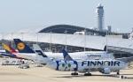 Take51さんが、関西国際空港で撮影したフィンエアー A330-302Xの航空フォト(写真)