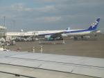 うすさんが、新千歳空港で撮影した全日空 777-381の航空フォト(写真)