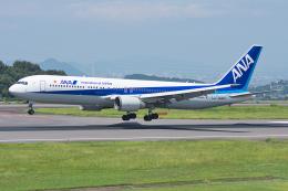 Tomo-Papaさんが、高松空港で撮影した全日空 767-381/ERの航空フォト(写真)