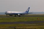GNPさんが、山口宇部空港で撮影した全日空 767-381/ERの航空フォト(写真)