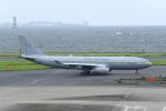 じゃまちゃんさんが、羽田空港で撮影したイギリス空軍 A330-243/MRTTの航空フォト(写真)
