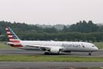 出戻りさんが、成田国際空港で撮影したアメリカン航空 787-9の航空フォト(写真)