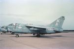 totsu19さんが、小松空港で撮影したアメリカ海軍 A-7E Corsair IIの航空フォト(写真)