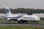 出戻りさんが、成田国際空港で撮影したマレーシア航空 A380-841の航空フォト(写真)