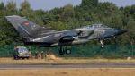 航空見聞録さんが、クライネ・ブローゲル空軍基地で撮影したドイツ空軍 Tornado IDS(T)の航空フォト(写真)