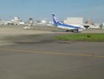 うすさんが、伊丹空港で撮影したANAウイングス 737-54Kの航空フォト(写真)