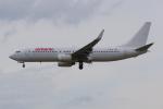 PASSENGERさんが、フランクフルト国際空港で撮影したエア・ベルリン 737-86Jの航空フォト(写真)