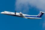 pinamaさんが、伊丹空港で撮影したANAウイングス DHC-8-402Q Dash 8の航空フォト(写真)