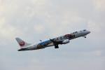 カメラマンあきさんが、伊丹空港で撮影したジェイ・エア ERJ-190-100(ERJ-190STD)の航空フォト(写真)