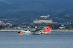 M.K.さんが、長崎空港で撮影した海上自衛隊 US-1Aの航空フォト(写真)