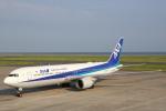 安芸あすかさんが、山口宇部空港で撮影した全日空 767-381/ERの航空フォト(写真)