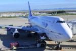 Take51さんが、関西国際空港で撮影したタイ国際航空 747-4D7の航空フォト(写真)