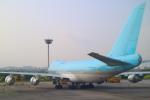 安芸あすかさんが、金浦国際空港で撮影した大韓航空 747-4B5F/SCDの航空フォト(写真)