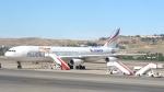 誘喜さんが、マドリード・バラハス国際空港で撮影したプルス・ウルトラ A340-313Xの航空フォト(写真)