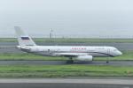 じゃまちゃんさんが、羽田空港で撮影したロシア航空 Tu-204-300の航空フォト(写真)