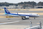 prado120さんが、成田国際空港で撮影した全日空 A320-271Nの航空フォト(写真)