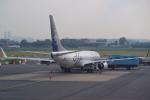 安芸あすかさんが、金浦国際空港で撮影した大韓航空 737-8B5の航空フォト(写真)