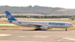 誘喜さんが、マドリード・バラハス国際空港で撮影したエア・ヨーロッパ A330-343Xの航空フォト(写真)