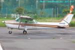 いおりさんが、調布飛行場で撮影したアイベックスアビエイション 172P Skyhawk IIの航空フォト(写真)