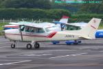 いおりさんが、調布飛行場で撮影した東京航空 172P Skyhawkの航空フォト(写真)
