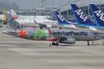 Wings Flapさんが、関西国際空港で撮影したジェットスター・パシフィック A320-232の航空フォト(写真)
