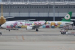 Wings Flapさんが、関西国際空港で撮影したエバー航空 A321-211の航空フォト(写真)