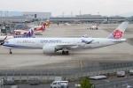 Wings Flapさんが、関西国際空港で撮影したチャイナエアライン A350-941XWBの航空フォト(写真)