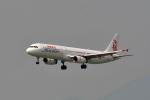 鈴鹿@風さんが、香港国際空港で撮影した香港ドラゴン航空 A321-231の航空フォト(写真)