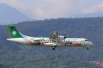 NH642さんが、台北松山空港で撮影した立栄航空 ATR-72-600の航空フォト(写真)