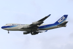 NH642さんが、スワンナプーム国際空港で撮影した日本貨物航空 747-4KZF/SCDの航空フォト(写真)