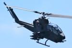 storyさんが、笠取山分屯基地で撮影した陸上自衛隊 AH-1Sの航空フォト(写真)