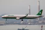 sky-spotterさんが、香港国際空港で撮影した立栄航空 A321-211の航空フォト(写真)