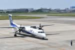 Nikon787さんが、松山空港で撮影したANAウイングス DHC-8-402Q Dash 8の航空フォト(写真)