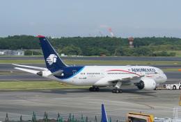 pringlesさんが、成田国際空港で撮影したアエロメヒコ航空 787-8 Dreamlinerの航空フォト(写真)