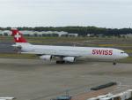 Snow manさんが、成田国際空港で撮影したスイスインターナショナルエアラインズ A340-313Xの航空フォト(写真)